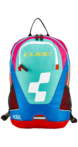 Cube Junior Rucksack mint'n'pink